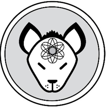 The Enlightened Hyena Press Logo