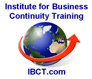 Institute for Business Continuity Training Logo