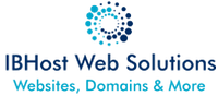 IB HOST WEB SOLUTIONS Logo