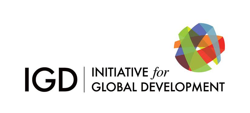 Initiative for Global Development Logo