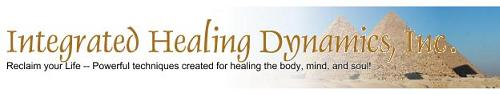 Integrated Healing Dynamics, Inc. Logo
