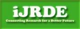IJRDEjournal Logo