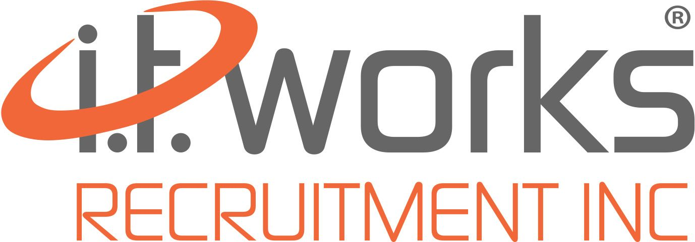 I.T. Works Recruitment Inc. Logo