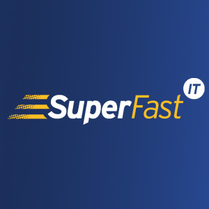 Superfast IT Logo