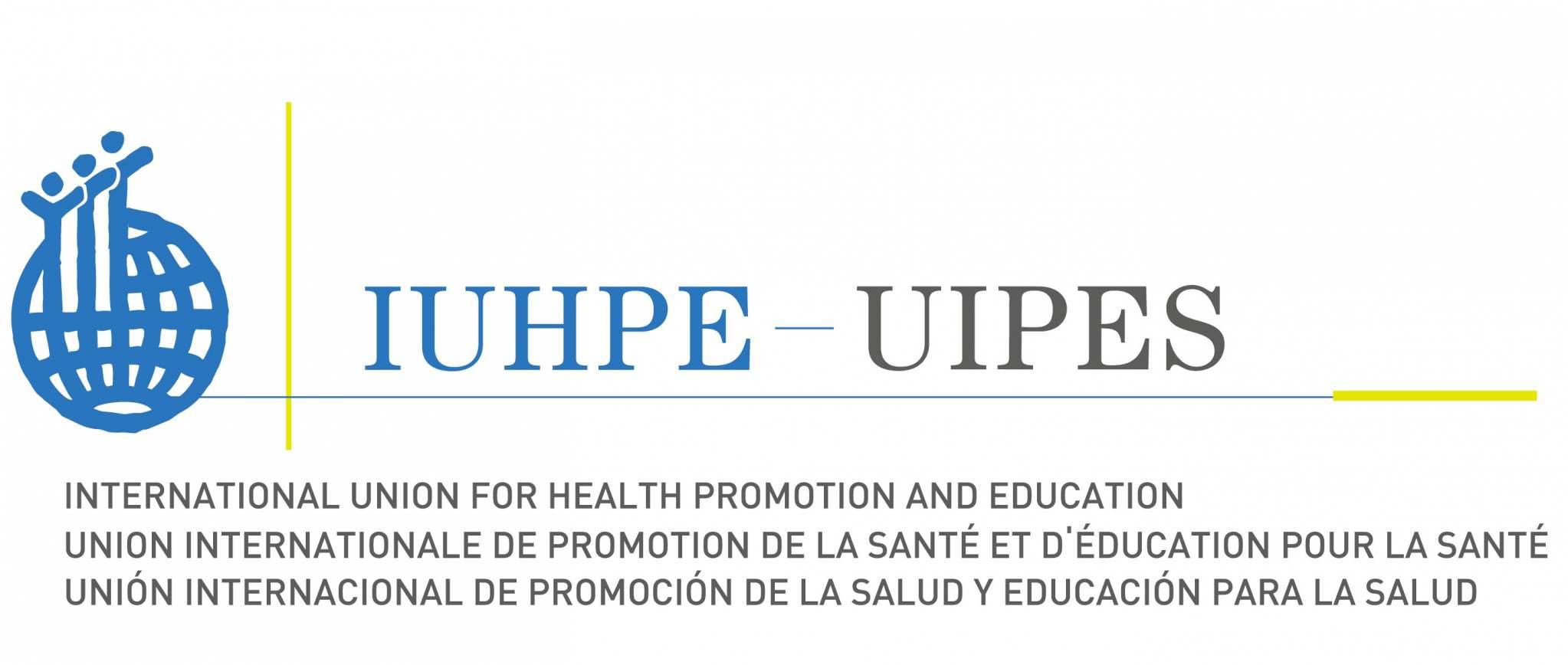 IUHPE-UIPES Logo
