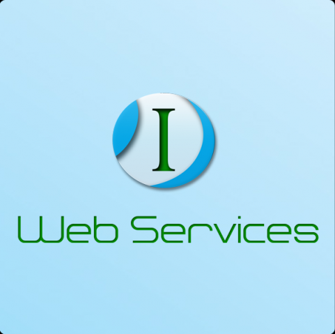 I Web Services Logo