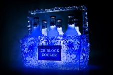 ICE Block Cooler Logo