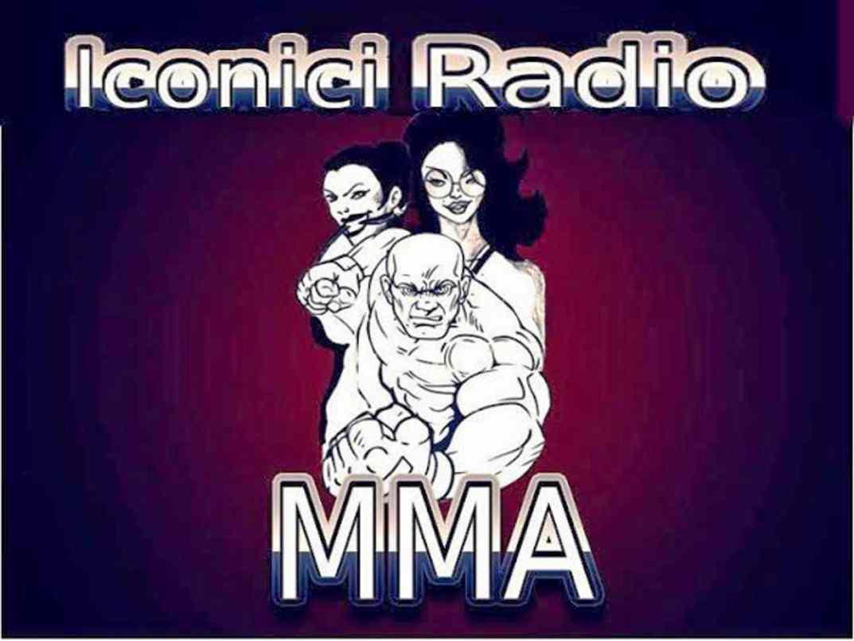 Iconici Radio MMA Logo