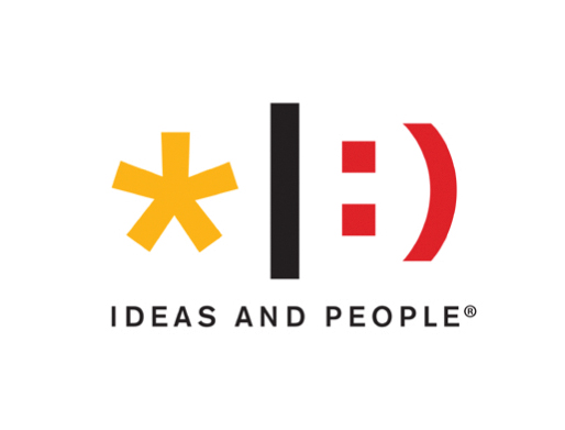 Ideas and People Logo
