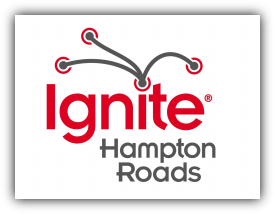 Ignite Hampton Roads Logo