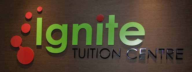 Ignite Tuition Logo