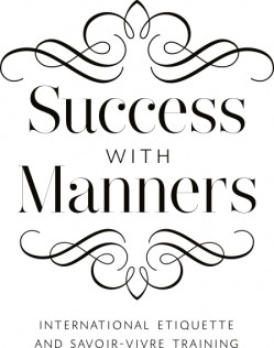 Image and Etiquette | Success with Manners Logo