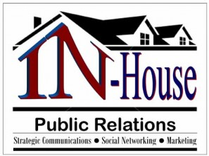 In-House Public Relations Logo
