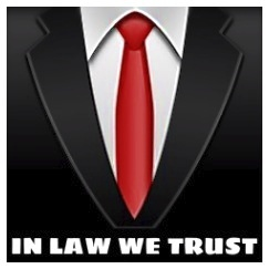 In Law We Trust, P.A. Logo