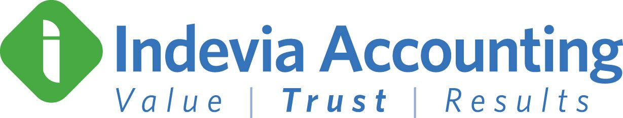 Indevia Accounting, Inc. Logo