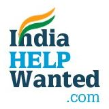 India Help wanted Logo