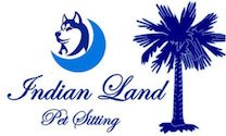 Indian Land Pet Sitting Logo