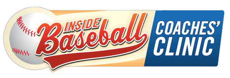 Inside Baseball Coaches Clinic Logo
