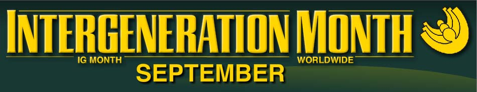 Intergeneration Month Logo