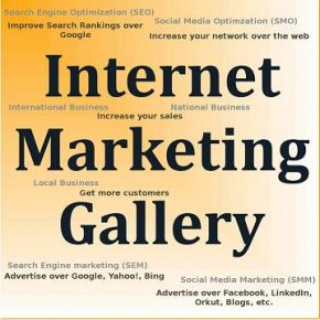 Internet Marketing Gallery Logo