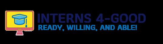 Interns 4 Good Logo