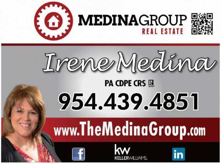 IreneMedinaRE Logo