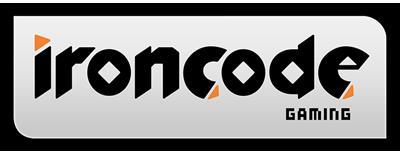 Ironcode Gaming Logo