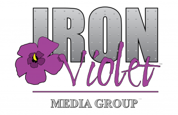 IronVioletMediaGroup Logo