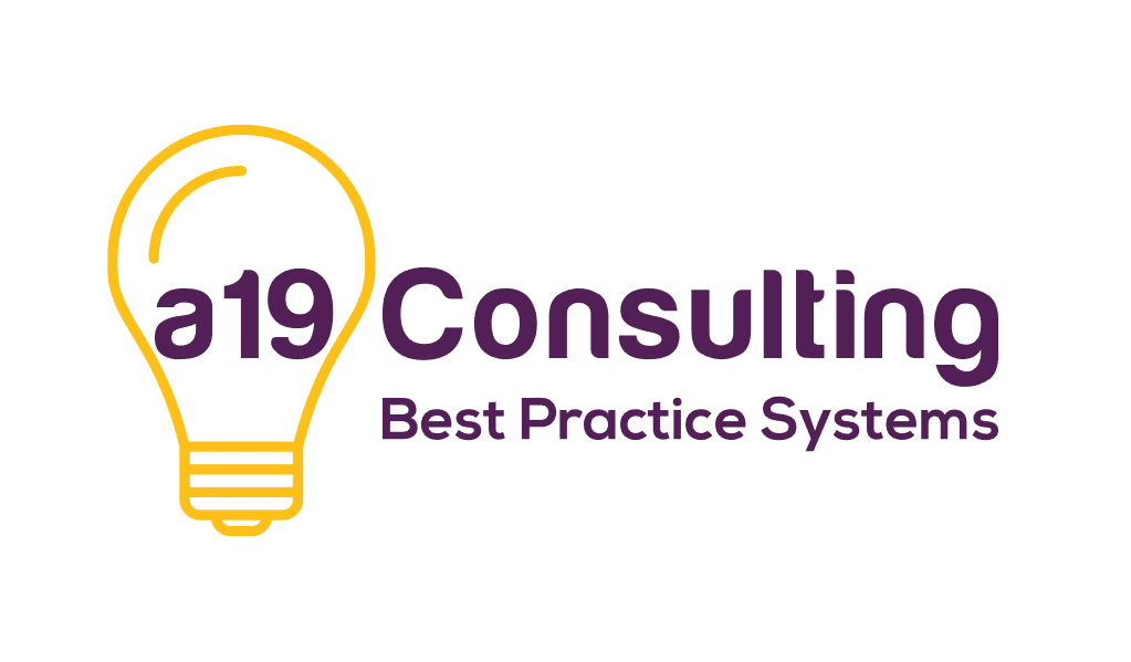 a19 Consulting - Best Practice Systems Logo