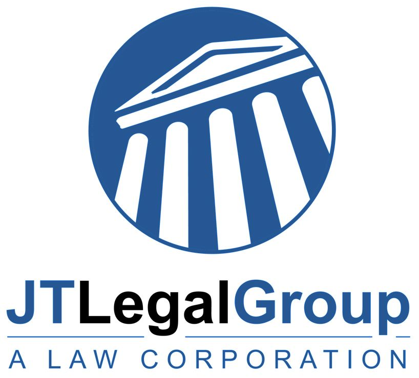 JT Legal Group Logo