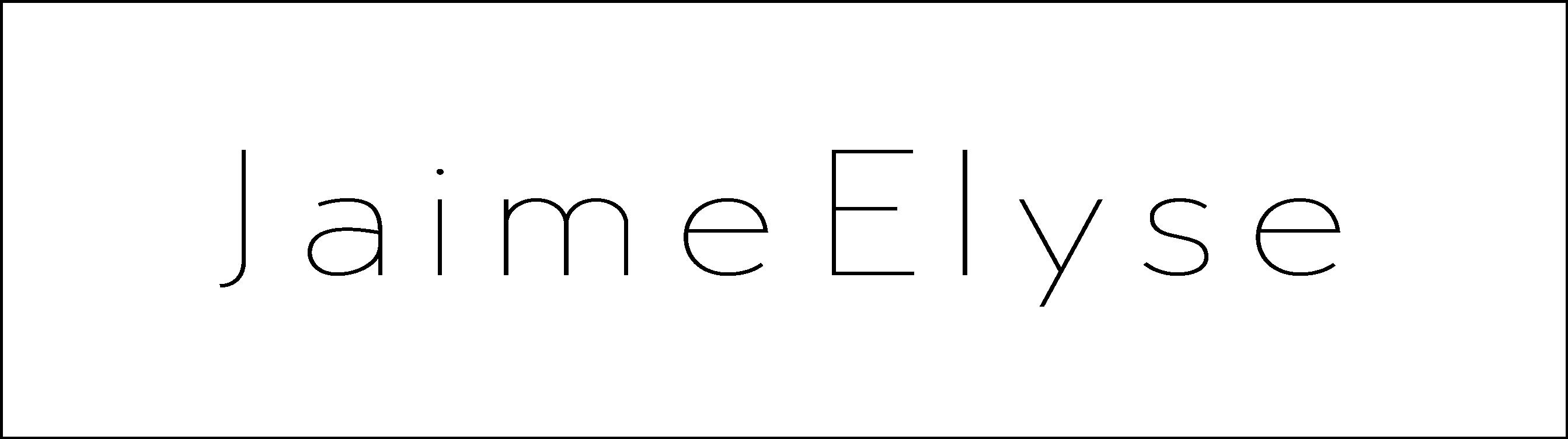 Jaime Elyse Bridal Logo