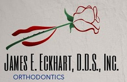 James E. Eckhart, D.D.S., Inc. Logo
