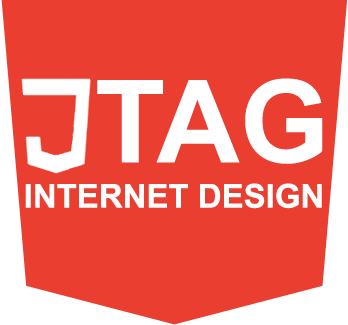 JTag Internet Design Logo