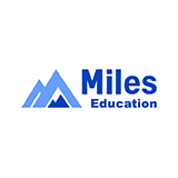 Miles Education Logo