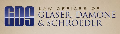 Law Offices of Glaser, Damone & Schroeder Logo