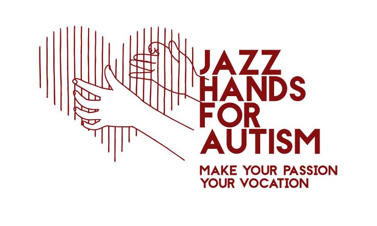Jazz Hands For Autism Logo