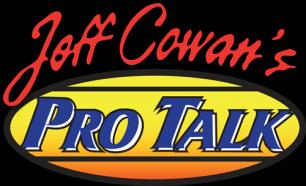 Jeff Cowan's Pro Talk, Inc. Logo
