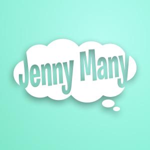 Jenny Many Media Logo