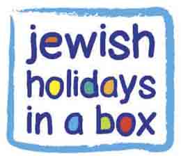 Jewish Holidays in a Box, LLC Logo