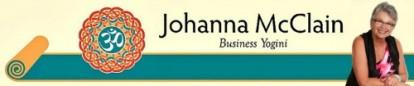 Johanna McClain Logo