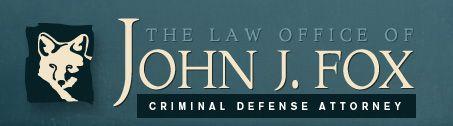 The Law Office of John J. Fox Logo