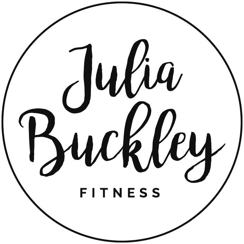 Julia Buckley Fitness Logo