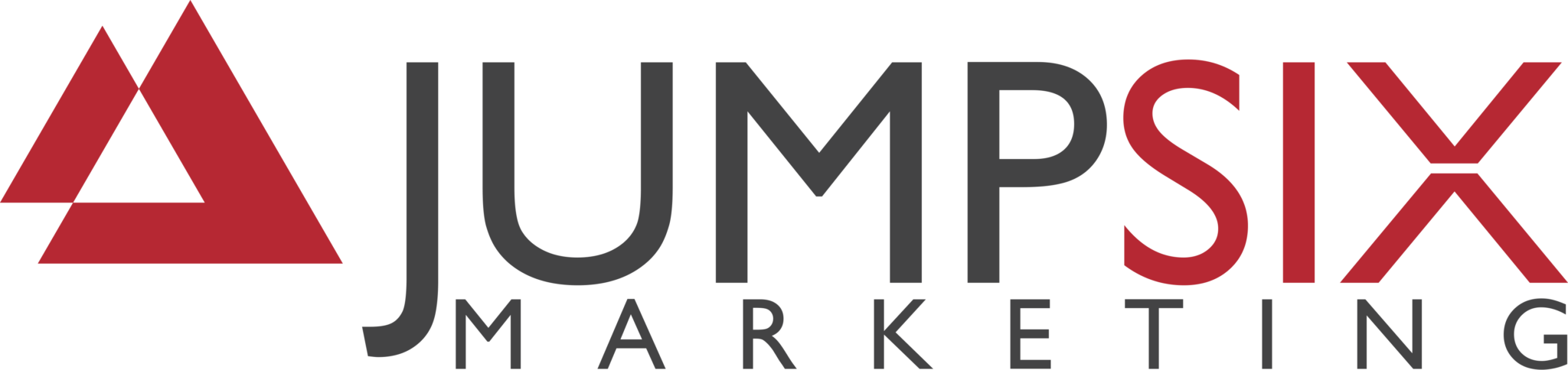 JumpSIX Marketing Logo