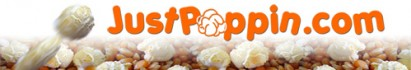 JustPoppin.com Logo