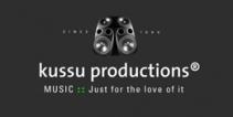 KUSSU PRODUCTIONS® Logo