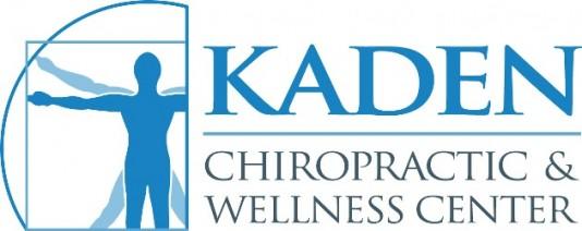Frank E. Kaden, D.C. Chiropractic, Inc. Logo