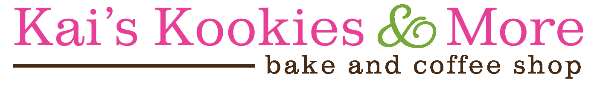 Kai's Kookies and More Bakery Logo