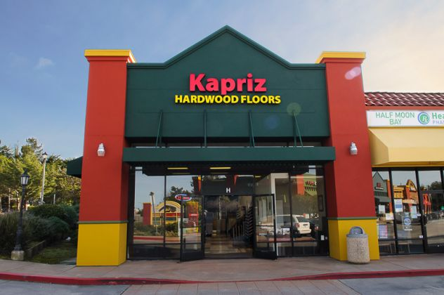 Kapriz Hardwood Floors Logo