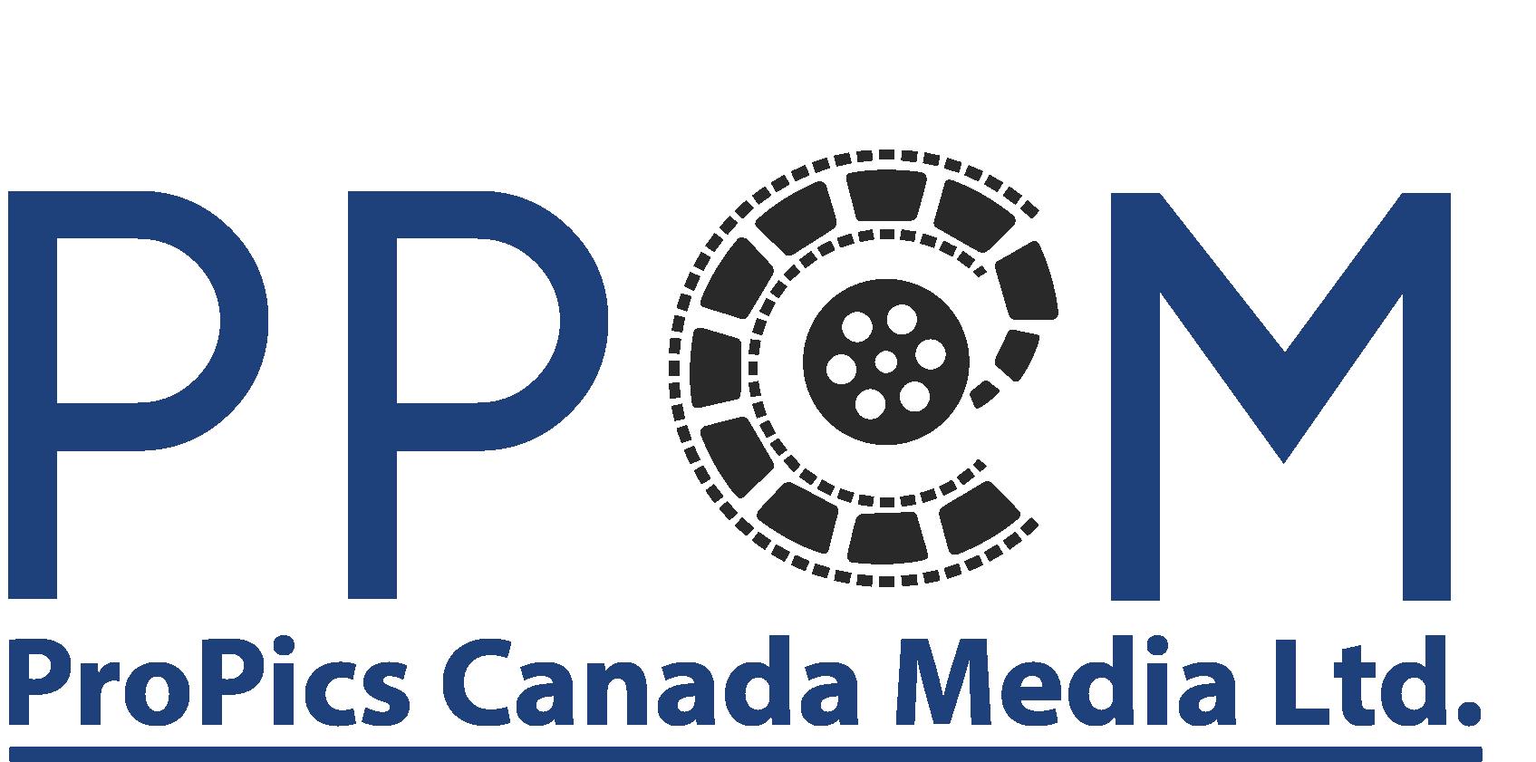 ProPics Canada Media Ltd. Logo