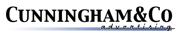 Cunningham&Co Advertising Logo